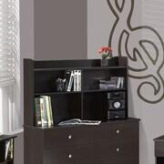 Nexera Pocono 27.5 H x 47 W Desk Hutch