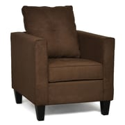 Piedmont Furniture Jessica Arm Chair; Bulldozer Java