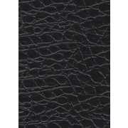 EcoDomo Rainforest 7-5/8'' Engineered Cork Hardwood Flooring in Alligator Noir