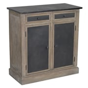 Jeffan Ellington 2 Drawer and 2 Door Cabinet