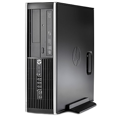 HP 6200 PRO, Refurbished Slim Desktop, Core i5 2400, 3.1 GHZ, 4GB DDR3, 250GB HDD, DVD/RW, Win 7 Pro