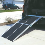 Prairie View Industries Utility Ramp; 8' L