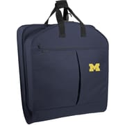 Wally Bags NCAA Suit Length Garment Bag; Michigan
