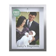 Fetco Home Decor Baby Kella Baptism Picture Frame
