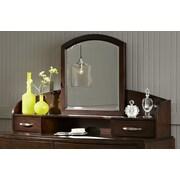 Liberty Furniture Avalon Desk Hutch; Dark Truffle
