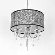 Wellyer Mineva 4 Light Drum Chandelier
