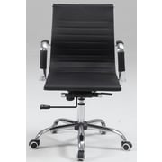 Chintaly High-Back Conference Chair; Black