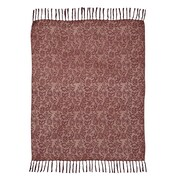 VHC Brands Berkeley Woven Chenille Jacquard Throw