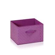 Furinno Laci Soft Storage Organizer; Purple