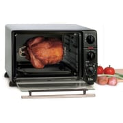Maxi-Matic® Elite Cuisine Toaster Oven With Rotisserie, Black