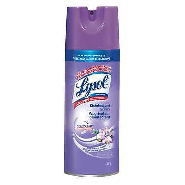 Lysol® Disinfectant Spray, Morning Breeze, 350g