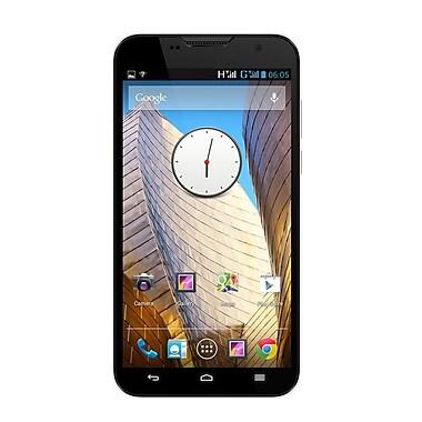 RIV – Téléphone débloqué (PH-RIV-R55IIWAWS), écran capacitif 5,5 po, quadri MSM8212 1,2 GHz, RAM 1 Go, mém. 4 Go, Android 4.4.2