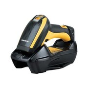 Datalogic PBT9500-RBK10US Powerscan Barcode Scanner, Black/Yellow