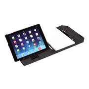 Fellowes 8201101 MobilePro Series Deluxe Folio Flip Cover for Apple iPad Air 2, Black