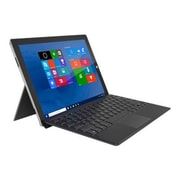 Zagg ® MC3WKK-BB0 Slim Cover Keyboard and Folio Case for Microsoft Surface Pro 3/4 Tablets, Black