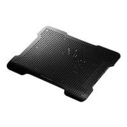 "Cooler Master® NotePal X-LITE II Slim Cooling Pad for 15.6"" Laptop, Black (R9-NBC-XL2K-GP)"