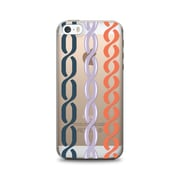 OTM Essentials Hipster Prints Phone Case for iPhone 5/5S, Clear, Links Nautical (IP5V1CLR-HIP-12)