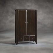 Shoal Creek  Armoire, Jamocha Wood