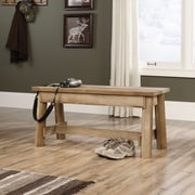 Boone Mountain Bench, Craftsman Oak