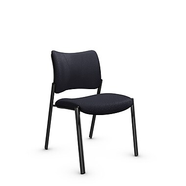 Global Zoma Designer – Chaise, tissu assorti Quarry, gris