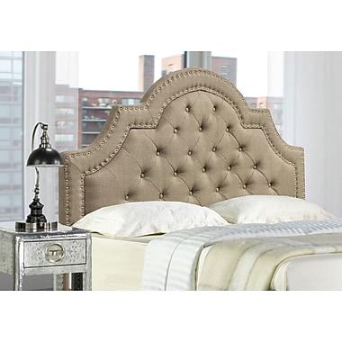 Brassex – Tête de lit pour grand lit 1513Q-BR, brun