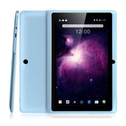 Dragon Touch Y88X PLUS BL Tablet Express 7'' Quad Core Android Tablet, Sky Blue