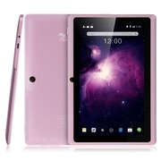 Dragon Touch Tablet Express Y88X PLUS PK 7'' Quad Core Android Tablet, Pink