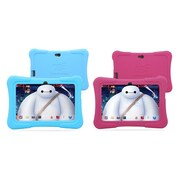 "Dragon Touch Y88X KIDS BL-PK-KIT Tablet Express 7"" Android Kids Tablets, Blue and Pink 2- Pack"