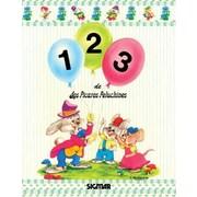 1 2 3 - Los Picaros Peluchines (Los Picaros Peluchines Escuelita) (Spanish Edition) (9789501103991)