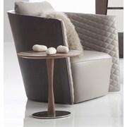 Bellini Modern Living Baldo End Table; Light Walnut