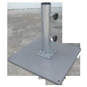 Greencorner Small Powder Coated Steel Umbrella Base