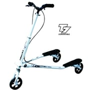 Trikke Tech Inc. T7 Fitness Carving 3 Wheel Scooter