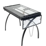 Studio Designs Futura Glass Craft Station; Black