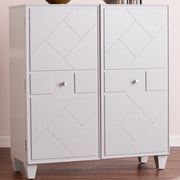 Wildon Home   2 Drawer Devona Cabinet