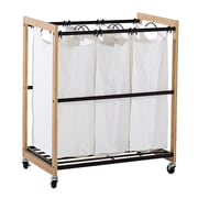 Trinity EcoStorage  3 Bag Laundry Sorter