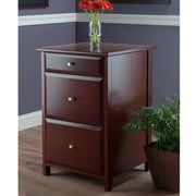 Winsome Delta 3-Drawer File Cabinet