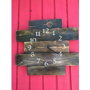 essex hand crafted wood products Wall Clock