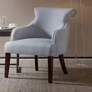 Madison Park Alexis Rollback Arm Chair