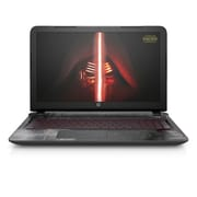 "HP Star Wars Special Edition 15.6""  Intel Core i7 - 2GB/1TB, Windows 10  3D Laptop, Darkside Black"