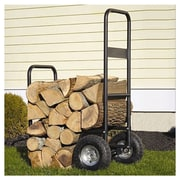 ShelterLogic Haul It Wood Mover Hand Truck