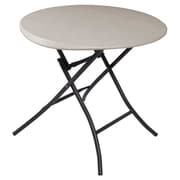 Lifetime 33'' Round Folding Table