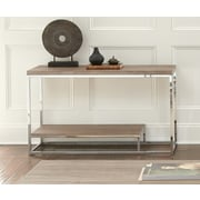 Steve Silver Furniture Lucia Console Table; Brown