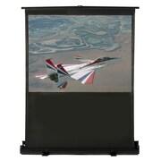 Buhl Matte White 61'' Diagonal Portable Projection Screen