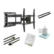 Atlantic Articulating Arm/Swivel/Tilt Wall Mount for 37'' - 64'' Flat Panel Screens