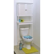 Evideco Florence 24.8'' W x 68.1'' H Over the Toilet Storage