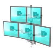 Best Mounting LCD Monitor 5 Screen Desktop Mount