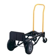 Harper Trucks 700 lb. Capacity Nylon Convertible Hand Truck / Platform Dolly