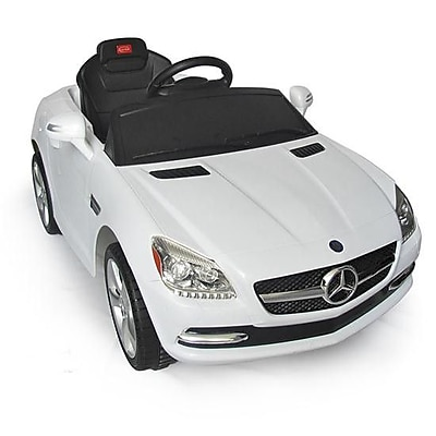 Soozier Aosom Mercedes-Benz SLK Kids 6V Battery