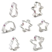 Ann Clark Cookie Cutters Christmas 7 Piece Cookie Cutter Set