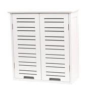 Evideco Miami 20.5'' W x 21.7'' H Wall Mounted Cabinet